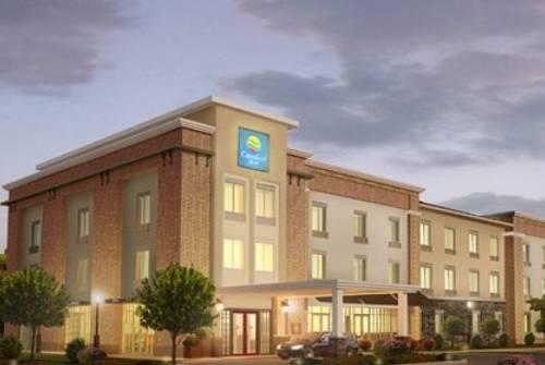 hotel Comfort Inn & Suites-Caldwell