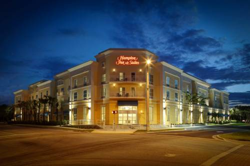 hotel Hampton Inn and Suites by Hilton Vero Beach-Downtown
