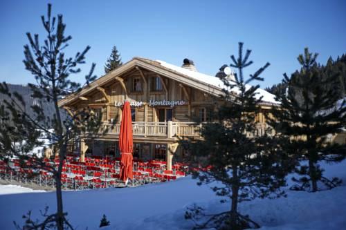 hotel Le Lodge Chasse Montagne