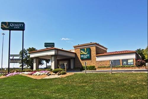 hotel Quality Inn- Chillicothe