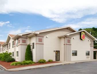 hotel Super 8 Lewisburg