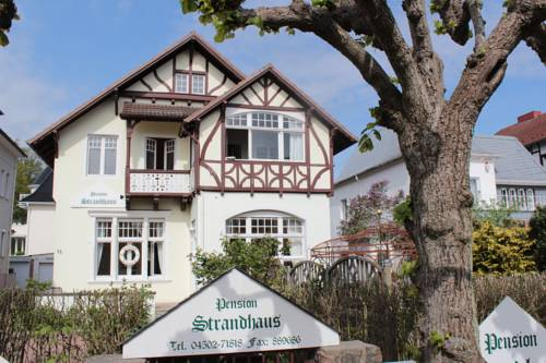 hotel Pension Strandhaus
