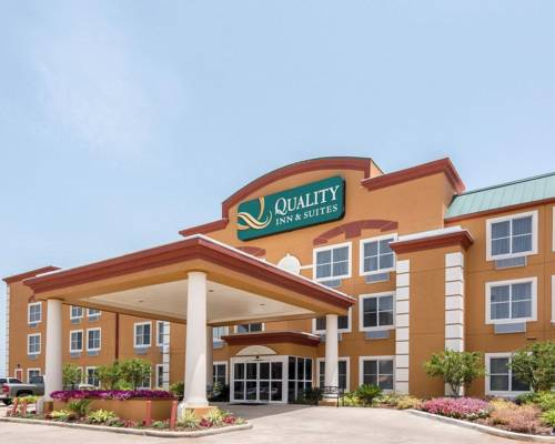hotel Quality Inn & Suites West Monroe