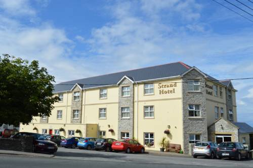 hotel The Ballyliffin Strand Hotel