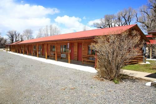 hotel The Longhorn Ranch Lodge & RV Resort