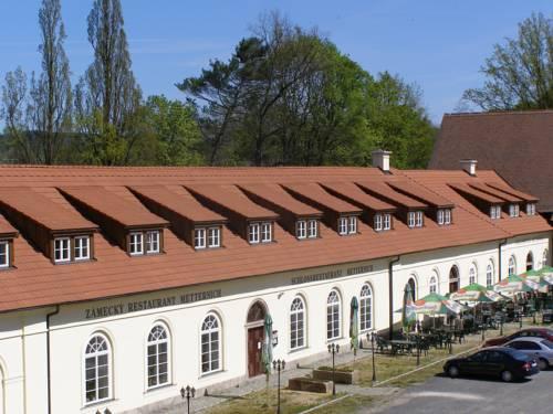 hotel Zámecký hotel Metternich