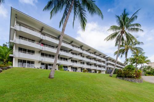 hotel Fully Renovated Frangipani Beach Front Apartments