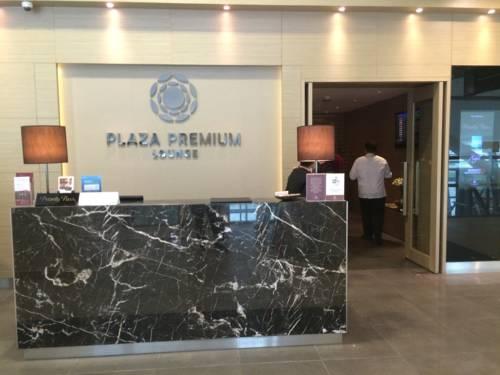 hotel Plaza Premium Lounge (International Departure) - Penang Airport