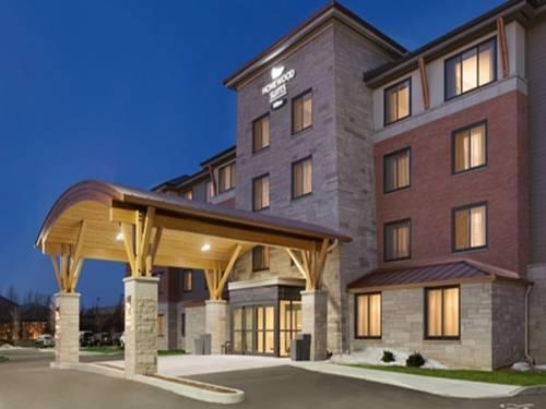 hotel Homewood Suites by Hilton Burlington