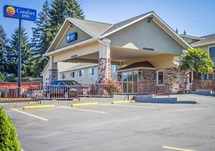 hotel Comfort Inn Roseburg