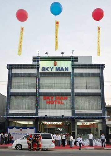 hotel Sky Man Hotel