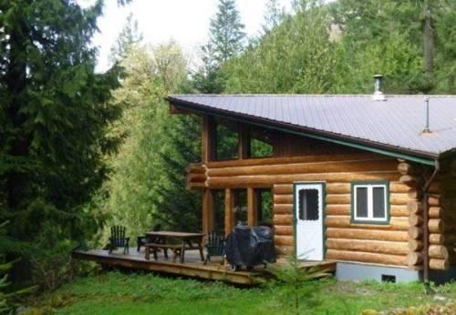 hotel Log Cabin at the Lake #97