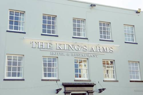 hotel The Kings Arms Hotel