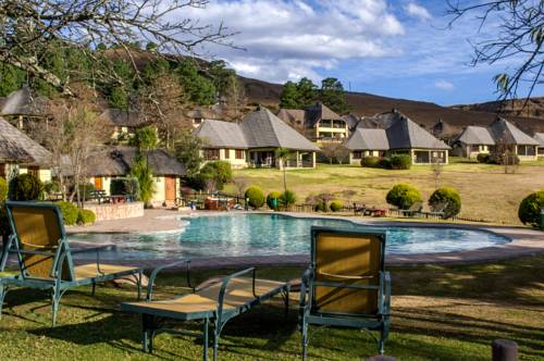 hotel Fairways Drakensberg