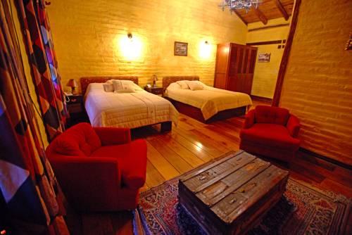 hotel Hacienda La Carriona