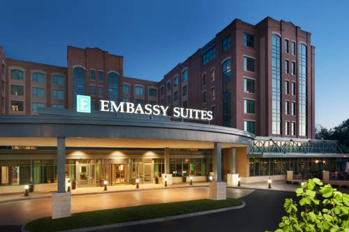 hotel Embassy Suites Saratoga Springs