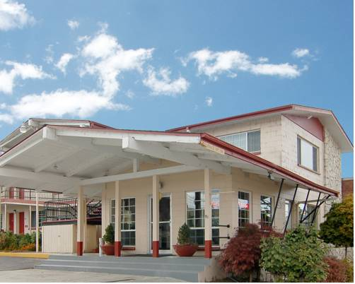 hotel Econo Lodge Wenatchee