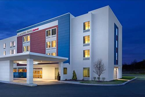 hotel SpringHill Suites by Marriott Buffalo Airport