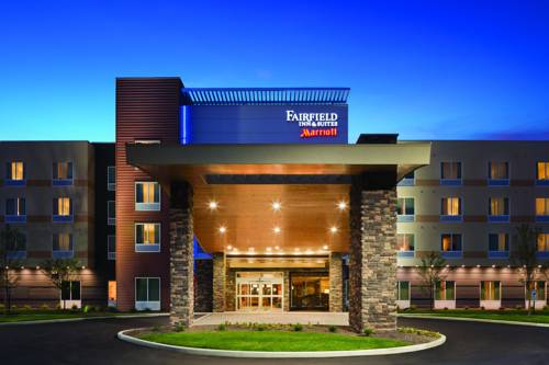 hotel Fairfield Inn & Suites by Marriott Akron Fairlawn