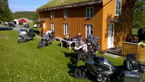 hotel Feriehus ved Saltstraumen