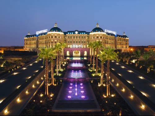 hotel Royal Maxim Palace Kempinski Cairo