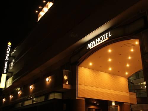 hotel APA Hotel Nishi Kawaguchi-eki Higashiguchi