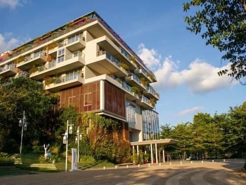 hotel Sanya Wanke Forest Park Yue Resort