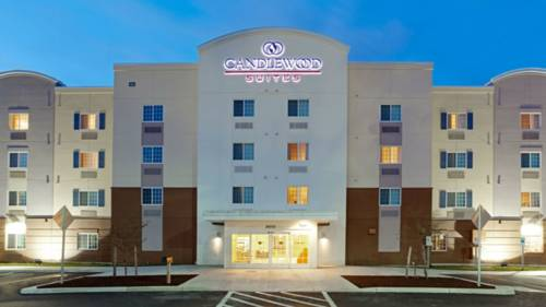 hotel Candlewood Suites St Clairsville