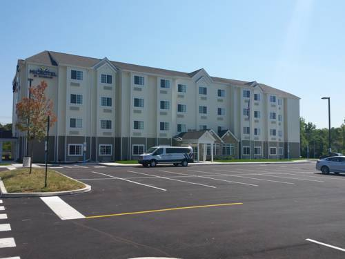 hotel Microtel Inn & Suites by Wyndham Philadelphia Airport Ridley Park