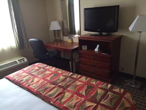 hotel Best Western Adena Inn