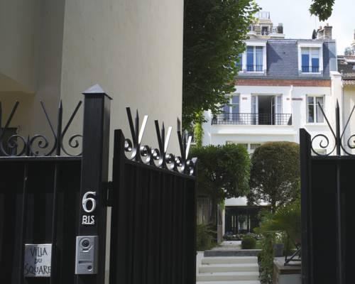hotel Villa du Square, Luxury Guest House