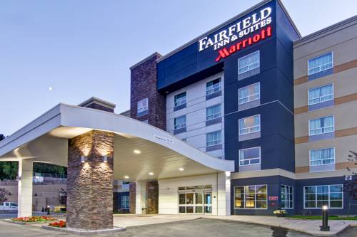 hotel Fairfield Inn & Suites by Marriott Kamloops