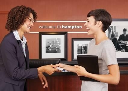 hotel Hampton Inn and Suites Monroe