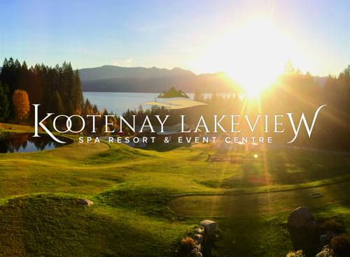 hotel Kootenay Lakeview Spa Resort & Event Centre