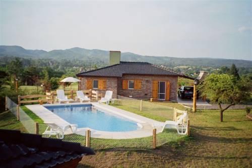 hotel Lomas del Dique Cabañas