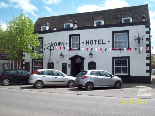 hotel The Crown Hotel in Royal Wootton Bassett