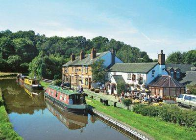 hotel Caldon Canal Cottage