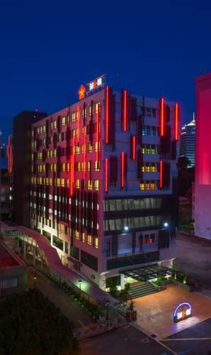 hotel Swiss Inn Johor Bahru