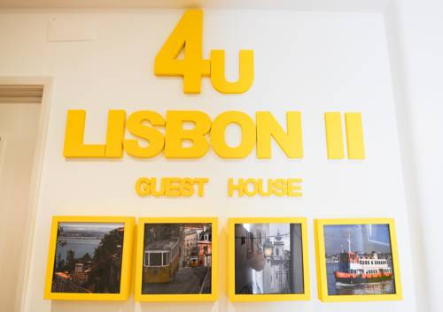 hotel 4u Lisbon II Guest House