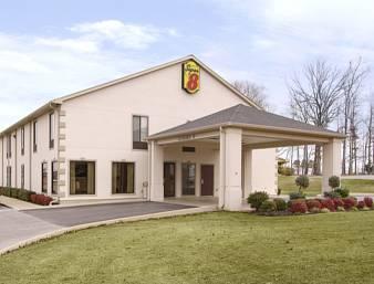 hotel Super 8 Booneville