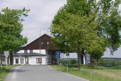 hotel Ubytování Na hranici - celnice Vratěnín