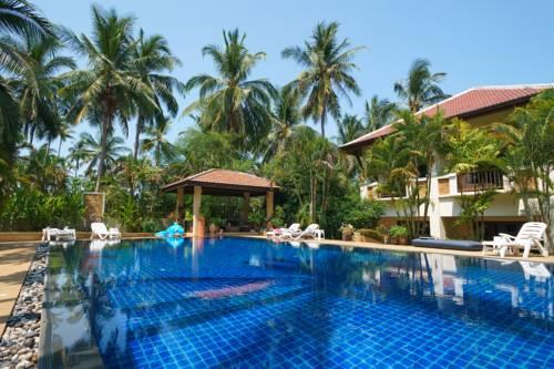 hotel Maenam Hills Samui