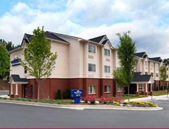 hotel Microtel Inn & Suites by Wyndham Woodstock/Atlanta North