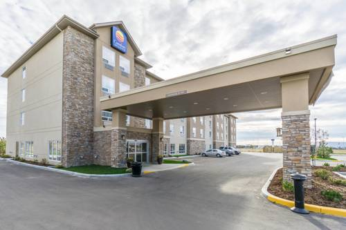 hotel Comfort Inn & Suites Edmonton International Airport