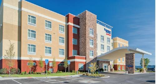 hotel Fairfield Inn & Suites by Marriott Columbus Dublin