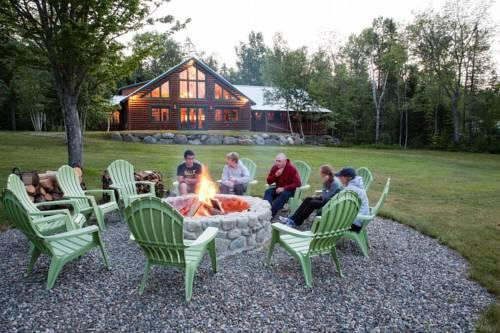 hotel Lake Parlin Lodge & Cabins