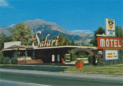 hotel Safari Motel