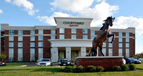 hotel Courtyard by Marriott Youngstown Canfield