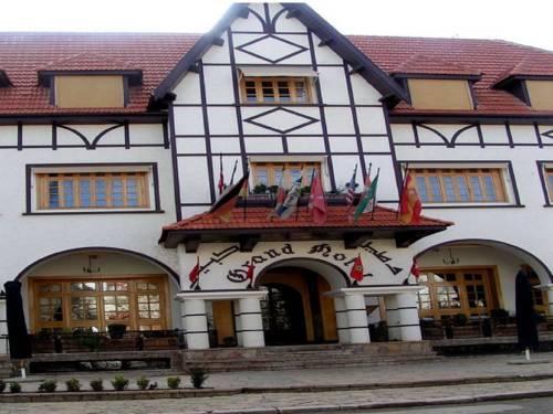 hotel Grand Hotel Ifrane