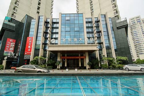 hotel Haikou Tianyi Donghuan Grand Hotel